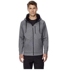 32 DEGREES Hoodie 3XL Zip Tech Fleece Jacket